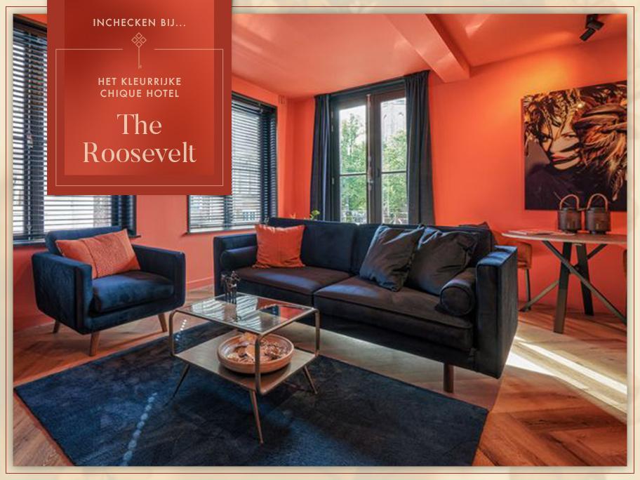 Inchecken bij... The Roosevelt