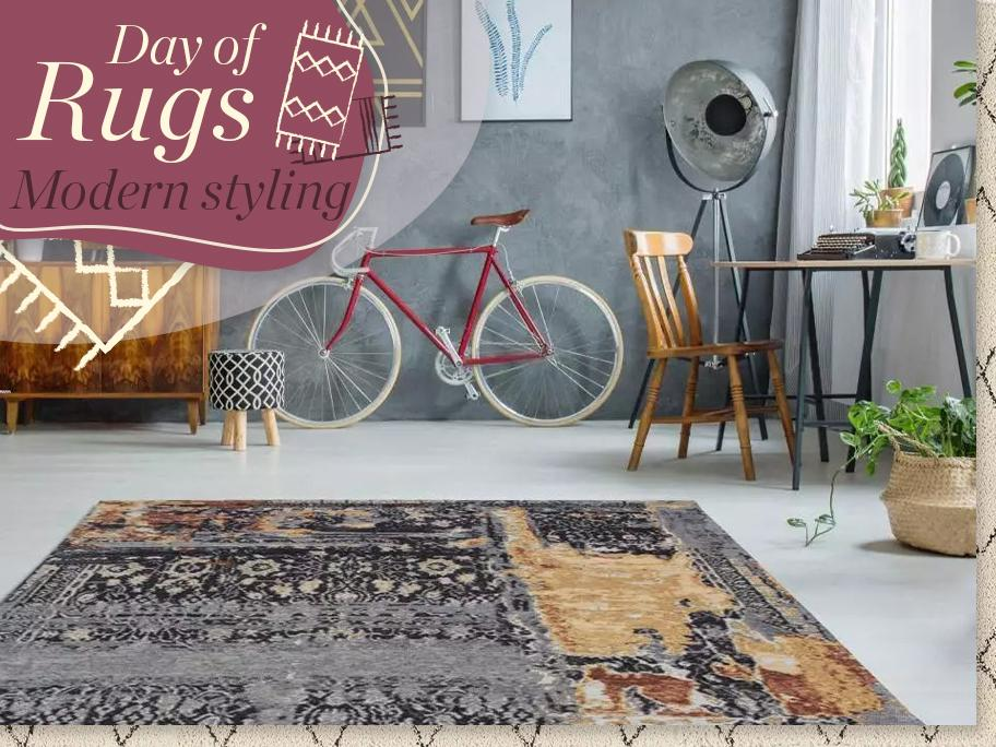 Day of Rugs - Modern styling