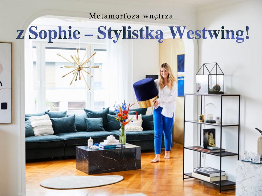 Salon - metamorfoza Stylistki