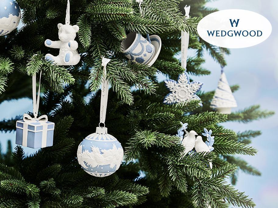 Wedgwood: Dekoracje świąteczne