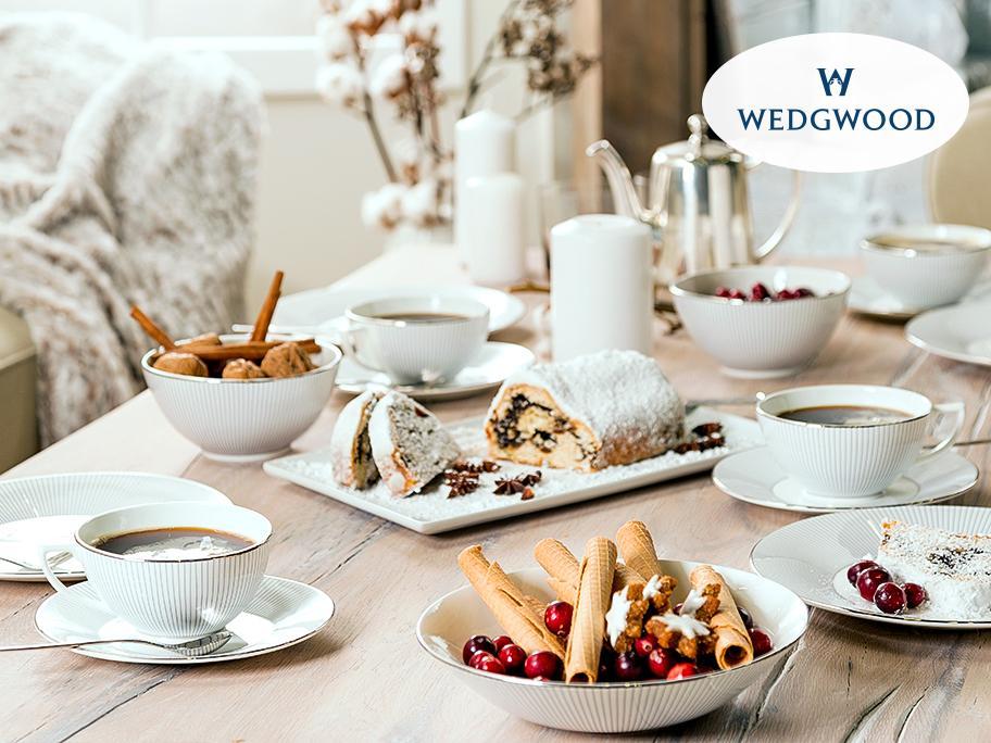 Wedgwood: Zastawa stołowa
