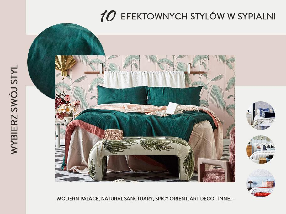 Sypialnia na 10 sposobów