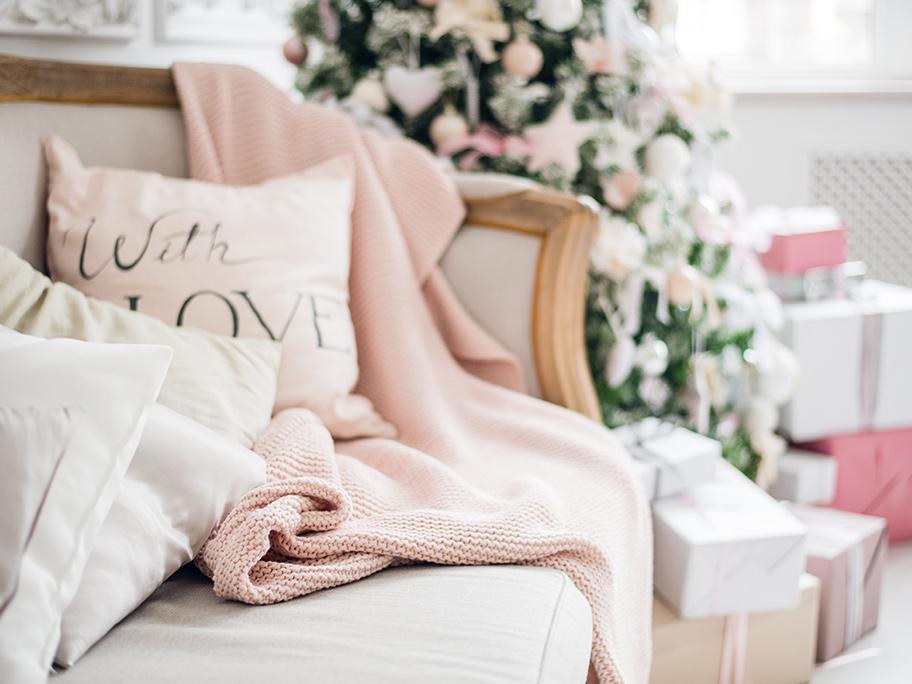 Świąteczne tekstylia