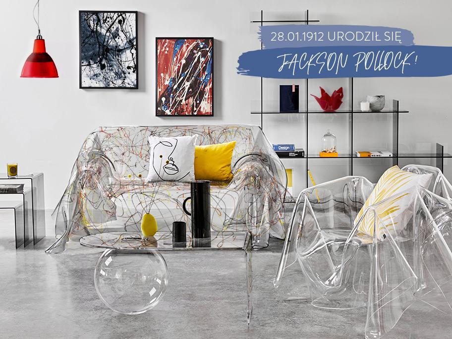 Inspiracja: Jackson Pollock