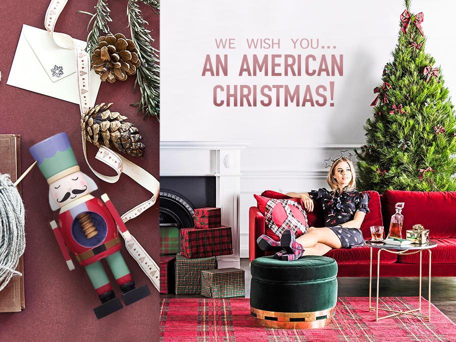 Święta w amerykańskim stylu