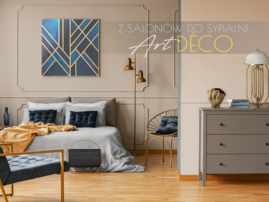Art Déco Bedroom