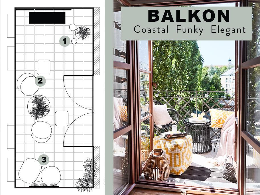 BALKON | 3 projekty