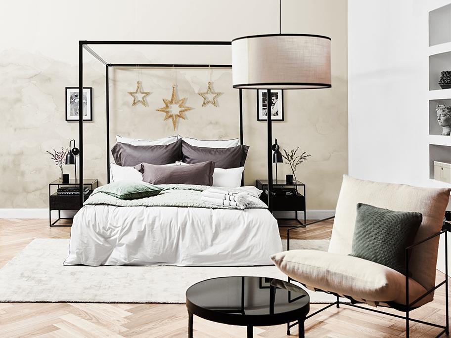 Sypialnia z charakterem