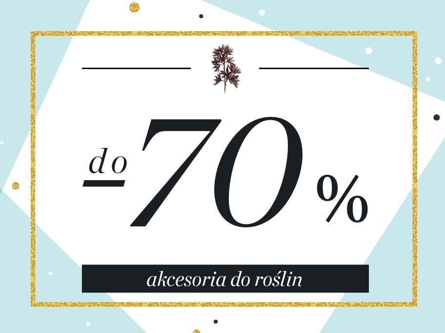 Akcesoria do roślin do -70%