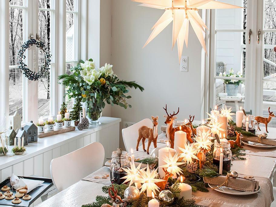 Udekoruj dom na Święta