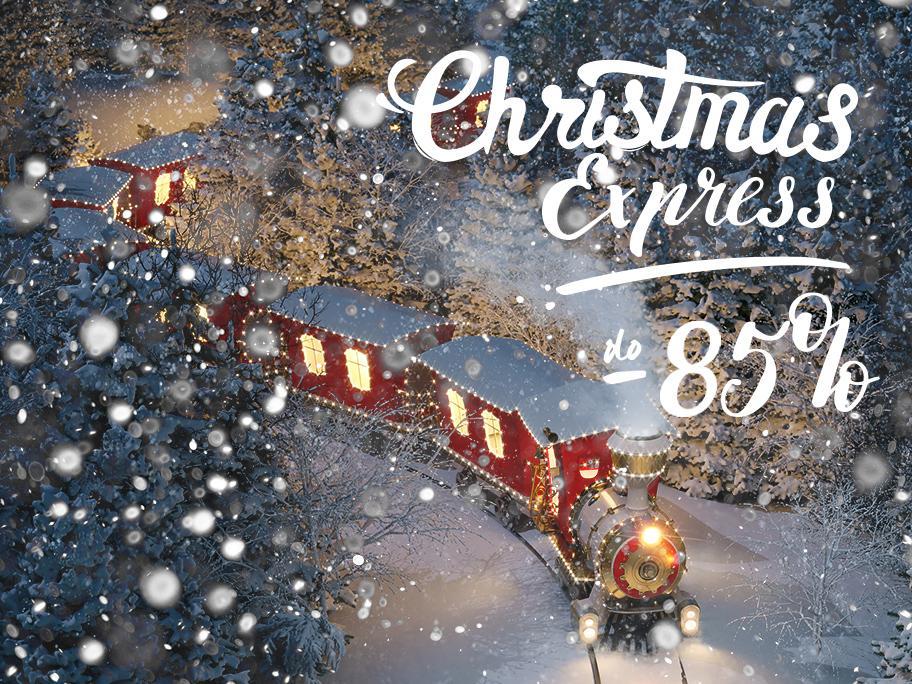 Świąteczny express