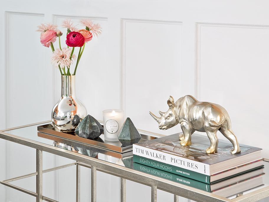 Silver: glam or minimal?