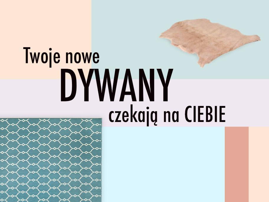 Szukasz stylowych dywanów?