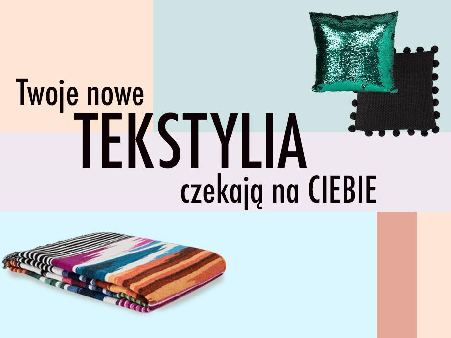 Szukasz ozdobnych tekstyliów?