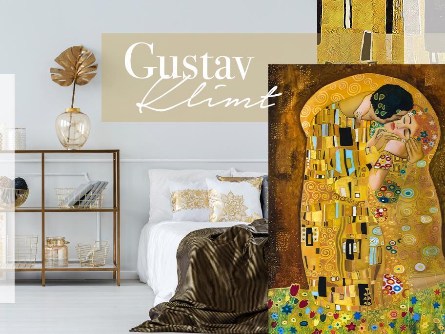 Inspiruje nas Klimt