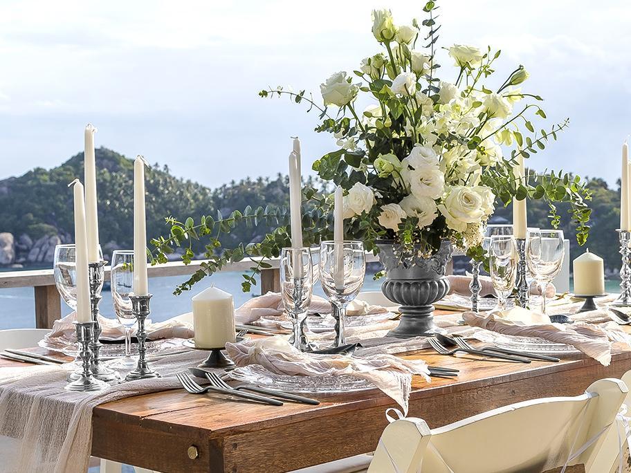 Srebrna zastawa stołowa