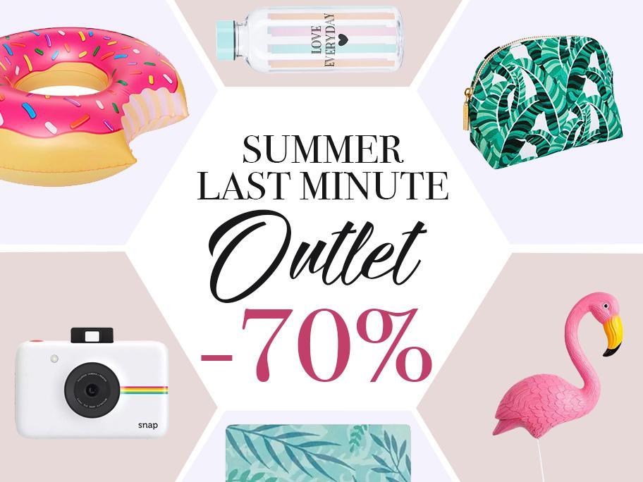 Summer Last Minute Outlet