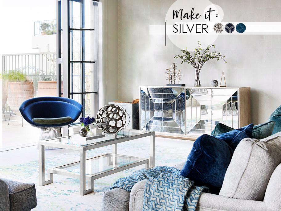 W roli głównej: Silver