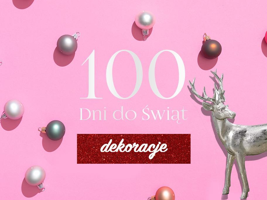 100 dni do Świąt: Dekoracje