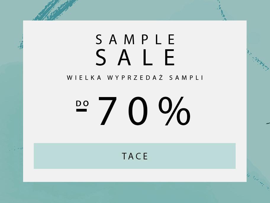 SAMPLE SALE  Tace
