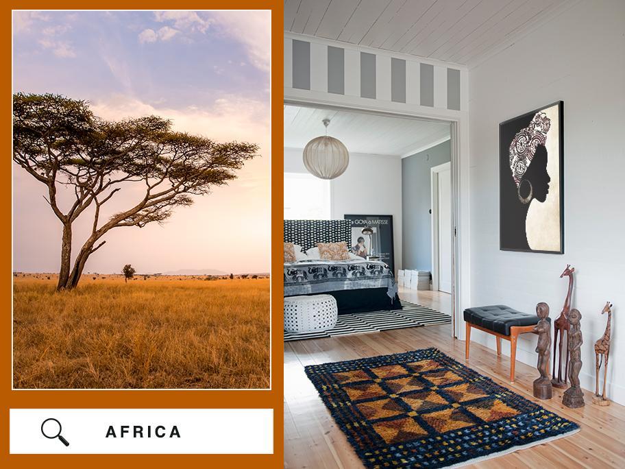 Wirtualne podróże: Afryka