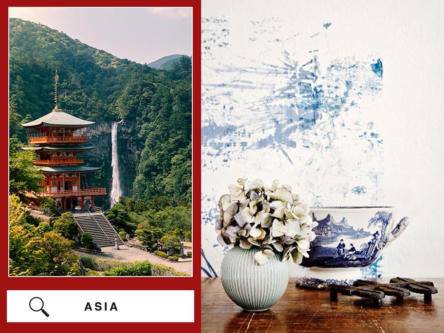 Wirtualne podróże: Azja