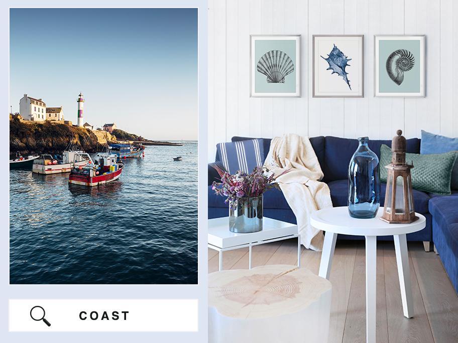 Wirtualne podróże: Wybrzeże