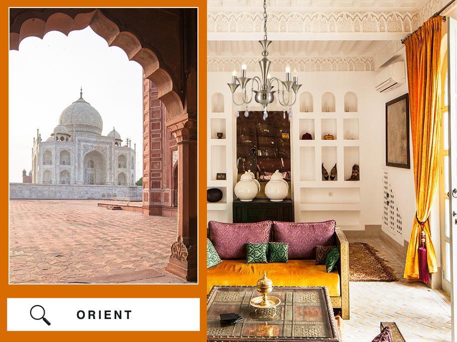 Wirtualne podróże: Orient