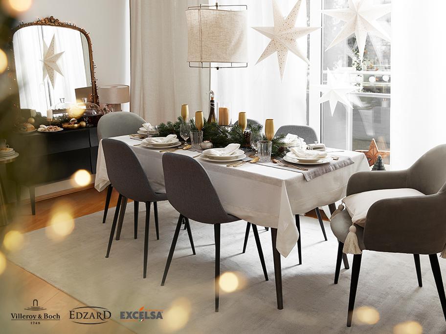 Świąteczny stół TOP marek