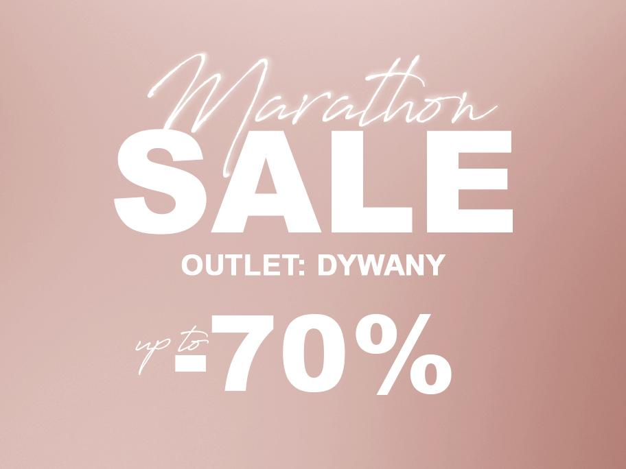 Outlet: Dywany