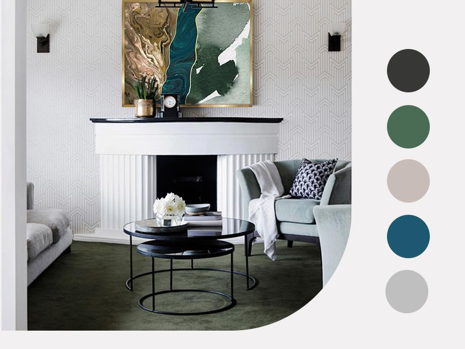 Ulubione kolory Waszych domów