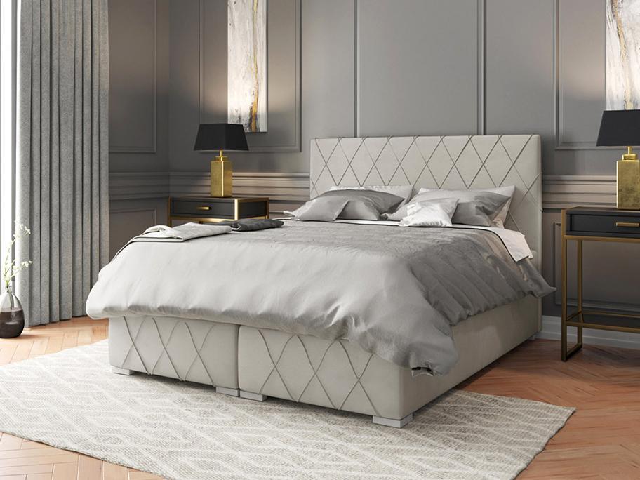 Wybierz łóżko kontynentalne