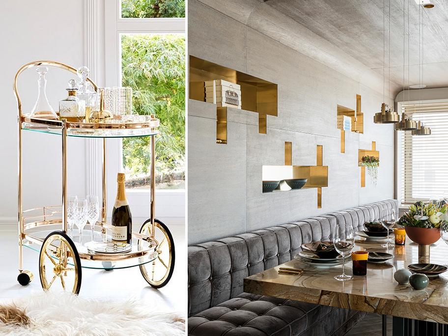Stwórz elegancką restaurację…