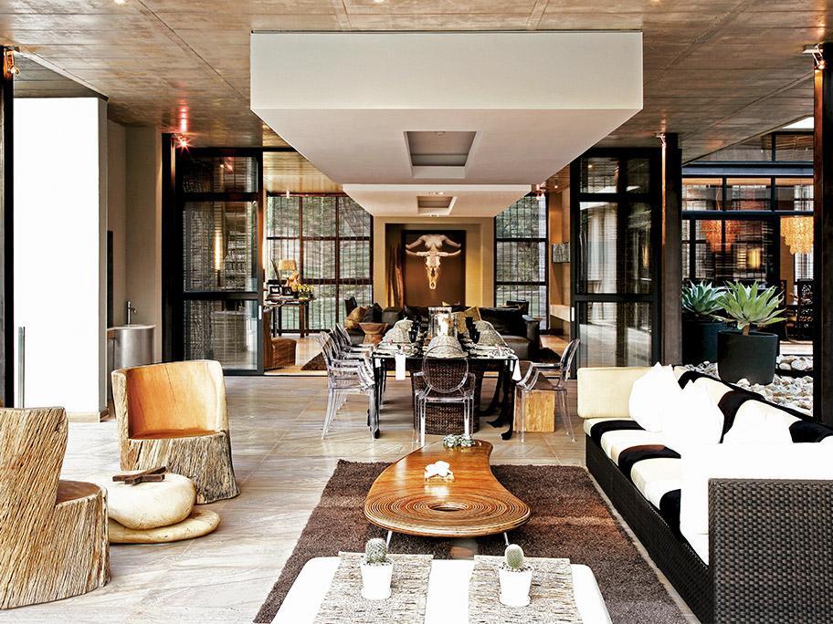 Dom w Cape Town