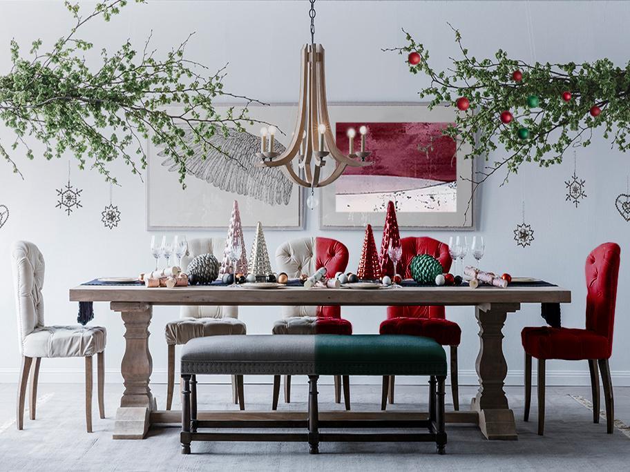 Elegant vs Traditional Table