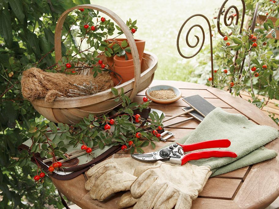 Ogród z Esschert Design