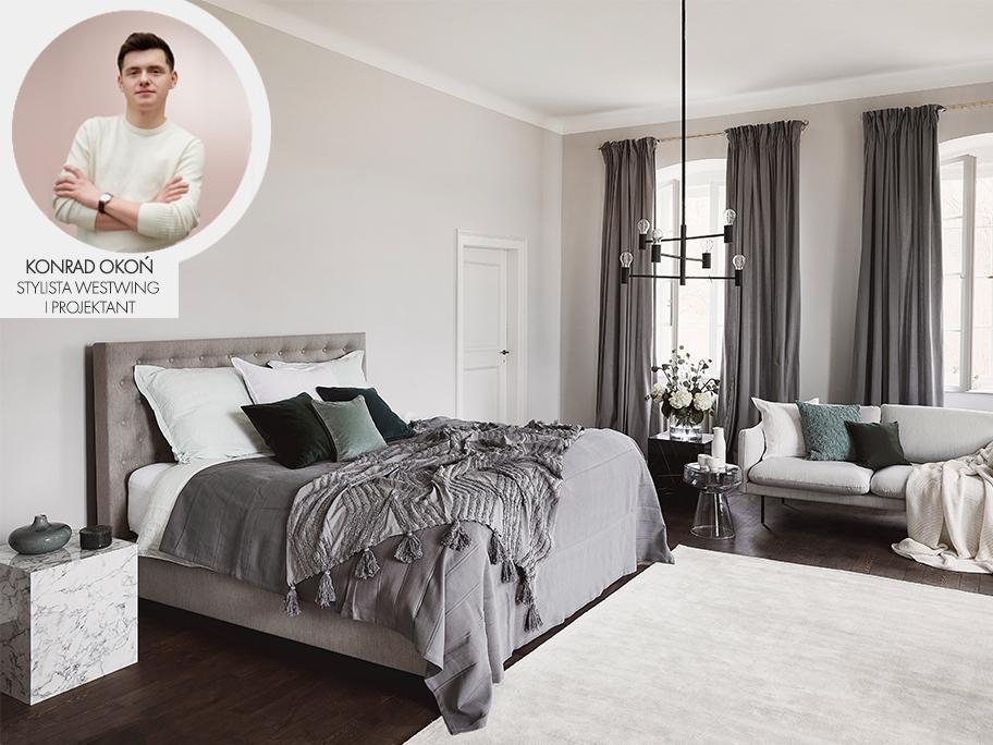 Sypialnia okiem eksperta