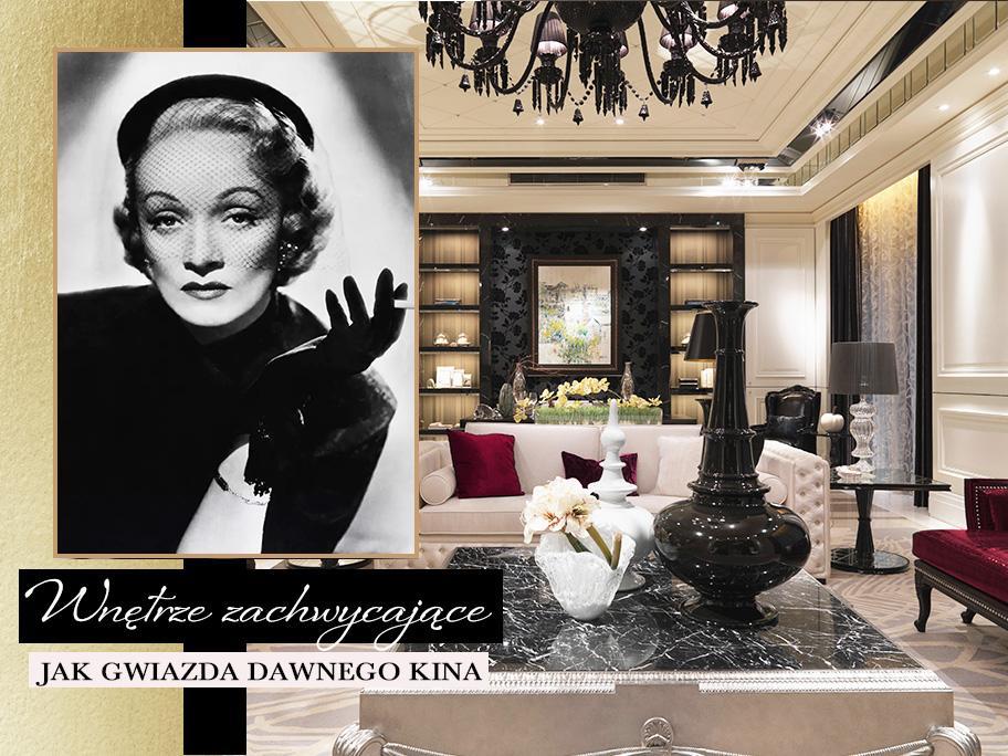 Oczarowani Marlene Dietrich