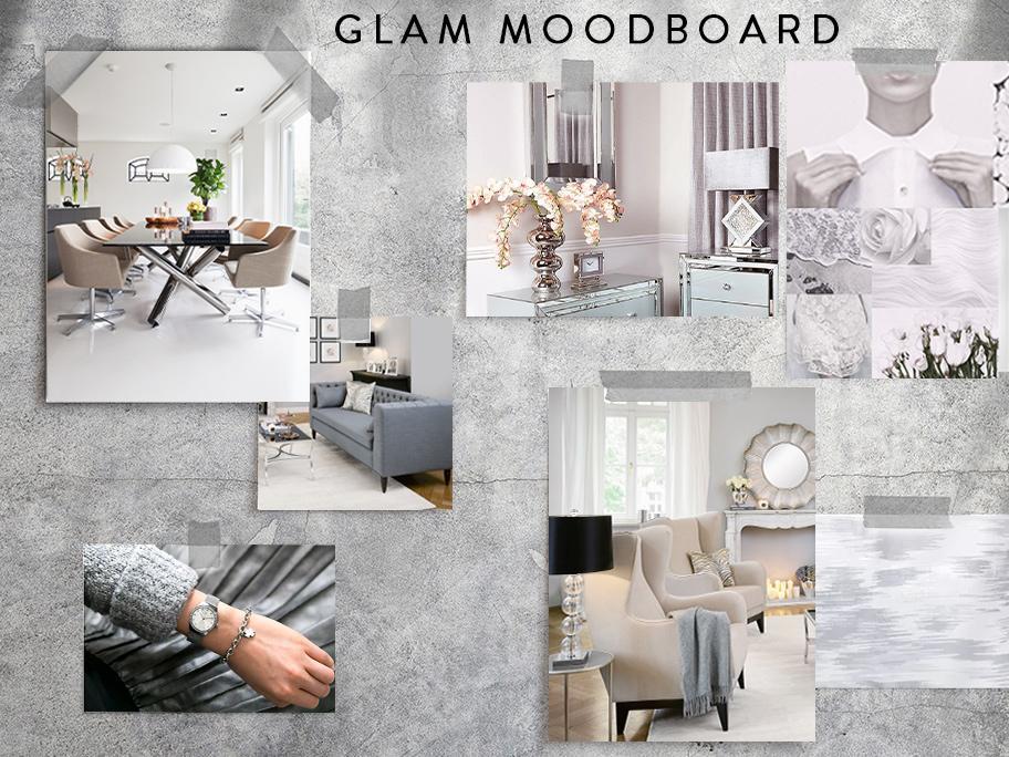 Westwing Glam Moodboard
