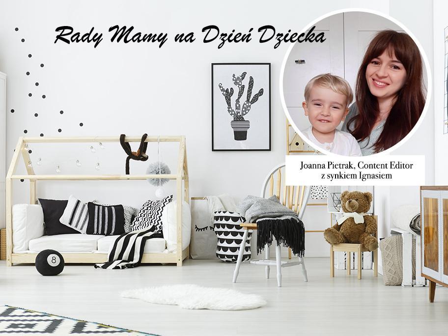 Idealny pokój dziecięcy