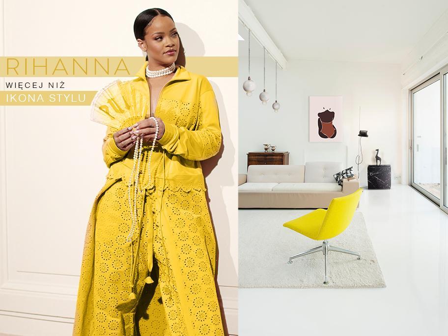 Inspiruje nas Rihanna