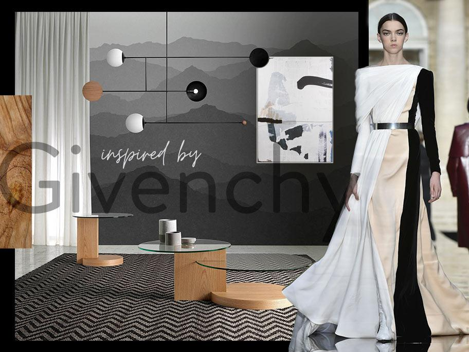 Inspiruje nas Givenchy!