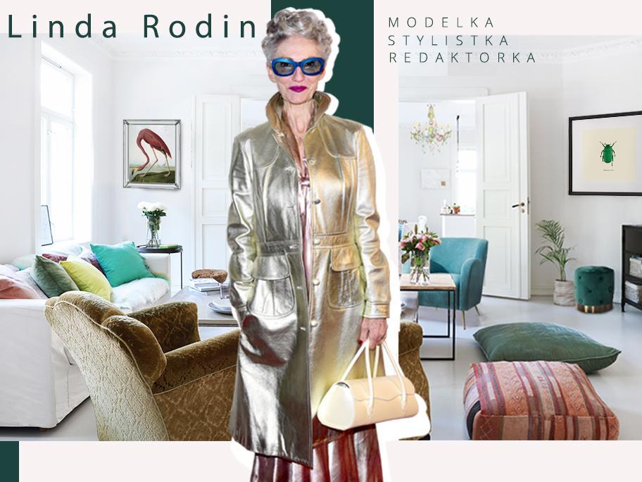 Inspirująca Linda Rodin