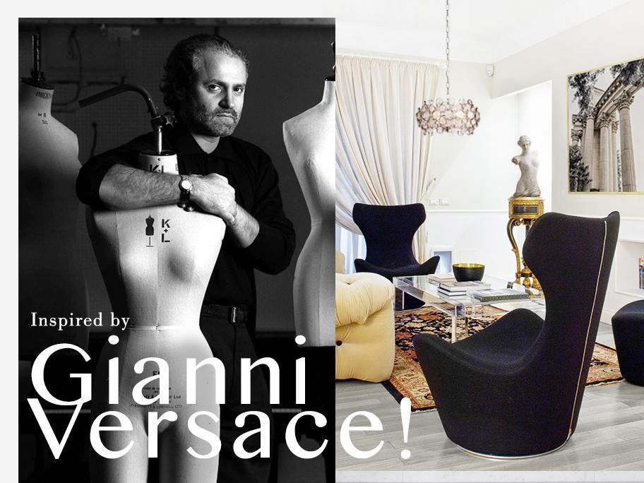 We love you, Gianni Versace