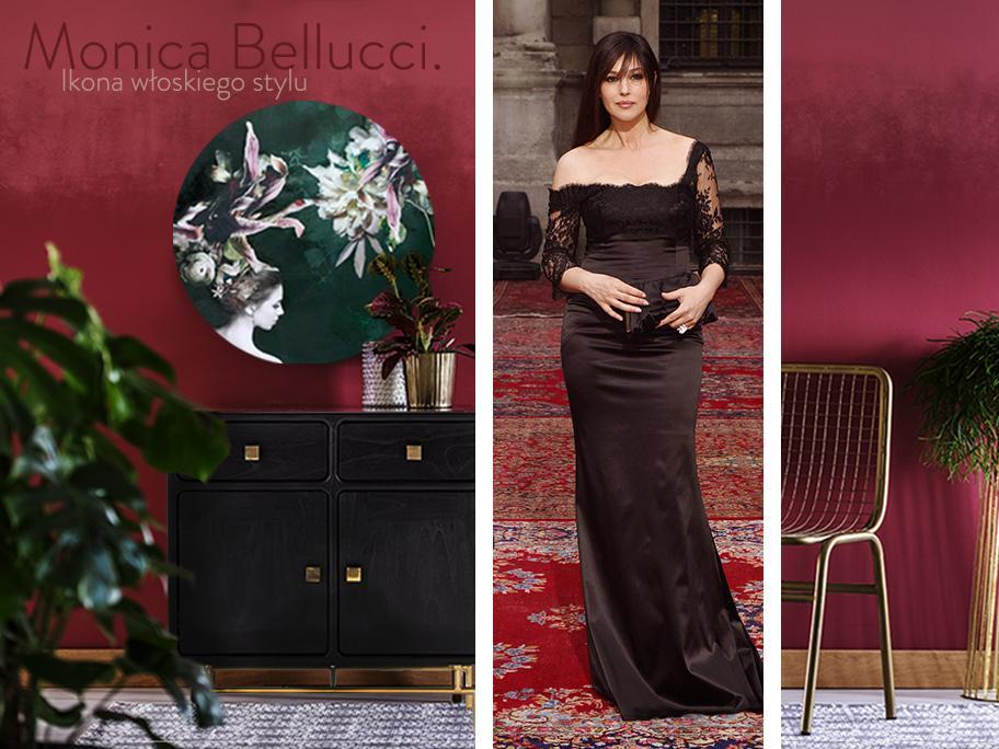 Inspiruje nas Monica Bellucci