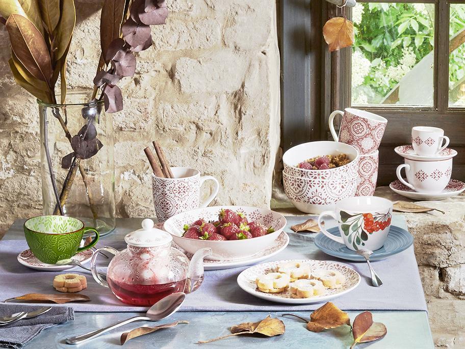 Stół we włoskim stylu
