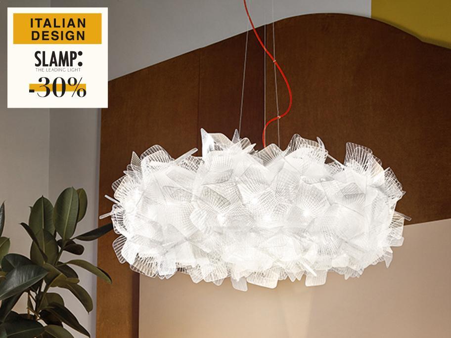 Slamp   Lampy od projektantów