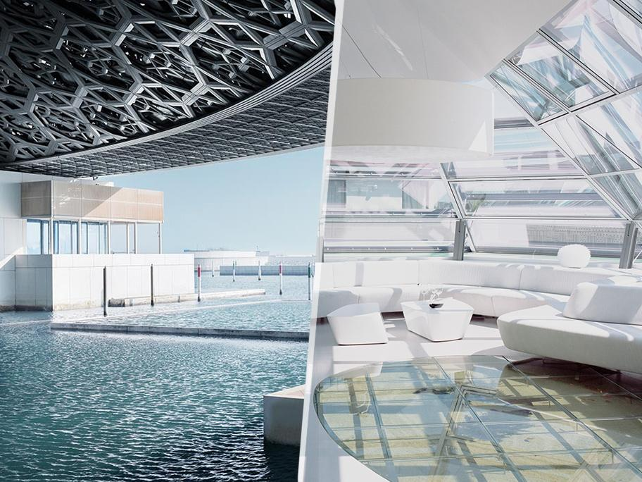 Inspired by: Louvre Abu Dhabi