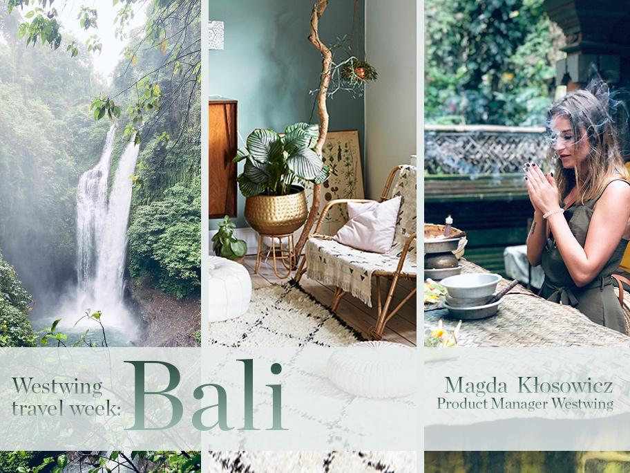 Westwing travels: Bali
