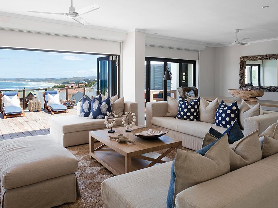 American Seaside Villa